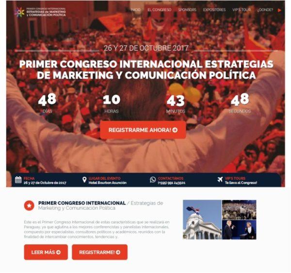 Evento Internacional – COMPOLPY